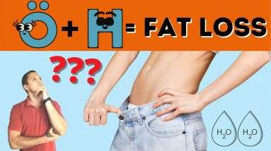 How Does Dry Fasting Work for Fat Loss by Creating Water H2O