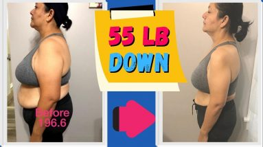 55 lb Down with Keto, Intermittent & Prolong Fasting (Weight Loss Journey Results)