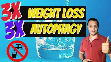 The Complete Guide to Dry Fasting & How To Burn 3x Fat, Autophagy, Detoxification