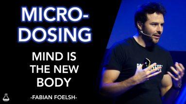 Microdosing from Nicotine to Melatonin - Brain Society (Fabian Foelsh)