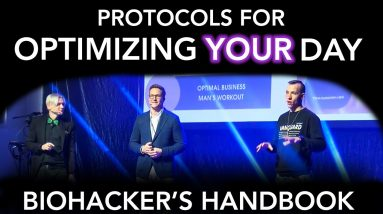 OPTIMIZE YOUR DAY - Biohacking Protocols from the morning to evening (Biohacker's Handbook)